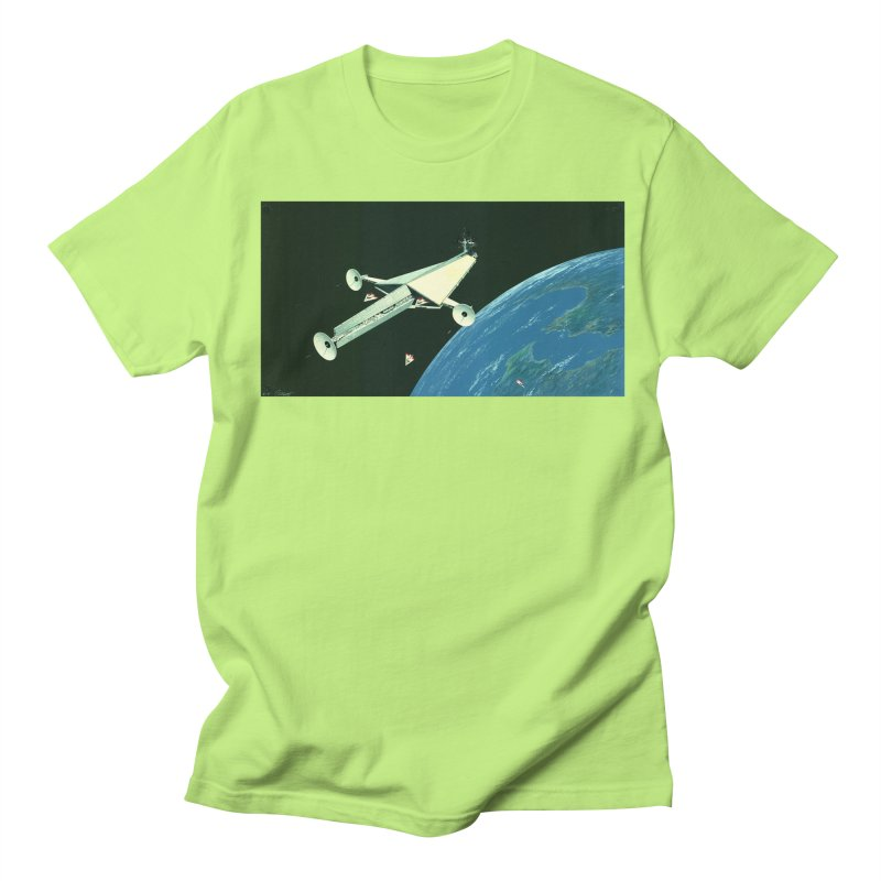 Concept 6 Men's Regular T-Shirt by Colin Cantwell