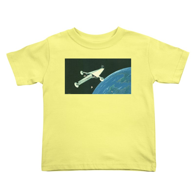 Concept 6 Kids Toddler T-Shirt by Colin Cantwell