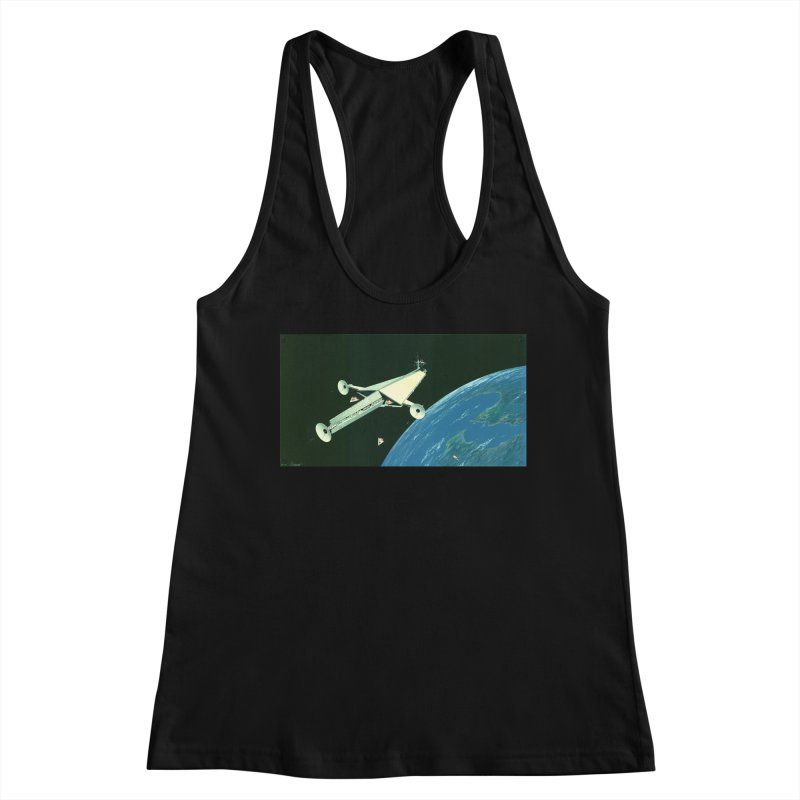 Concept 6 Women's Tank by Colin Cantwell