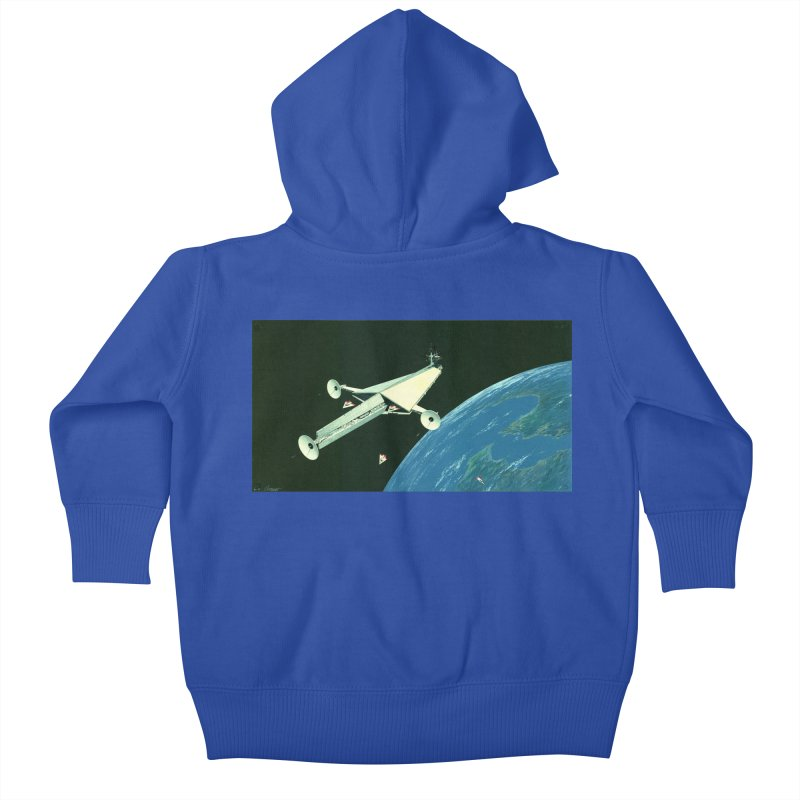 Concept 6 Kids Baby Zip-Up Hoody by Colin Cantwell