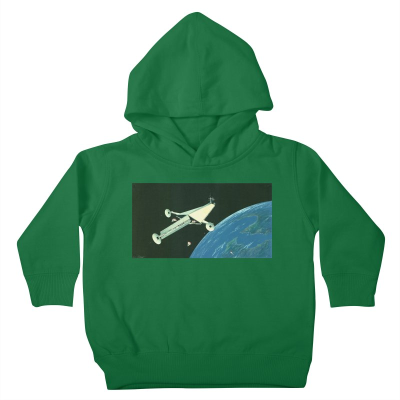 Concept 6 Kids Toddler Pullover Hoody by Colin Cantwell