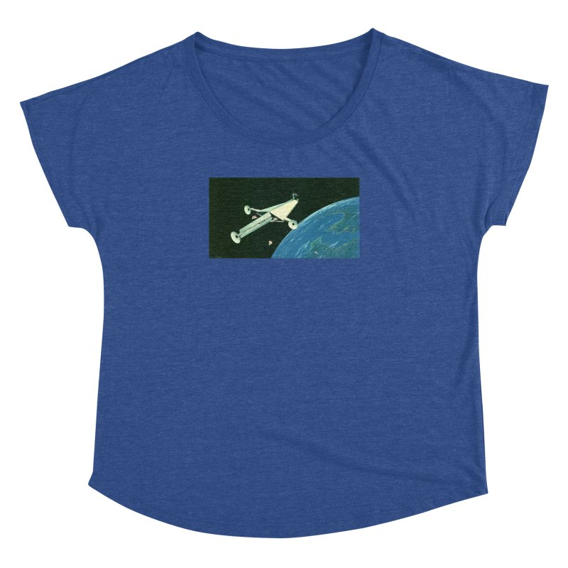 Concept 6 Women's Dolman by Colin Cantwell