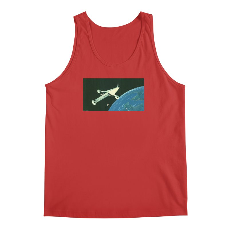 Concept 6 Men's Regular Tank by Colin Cantwell