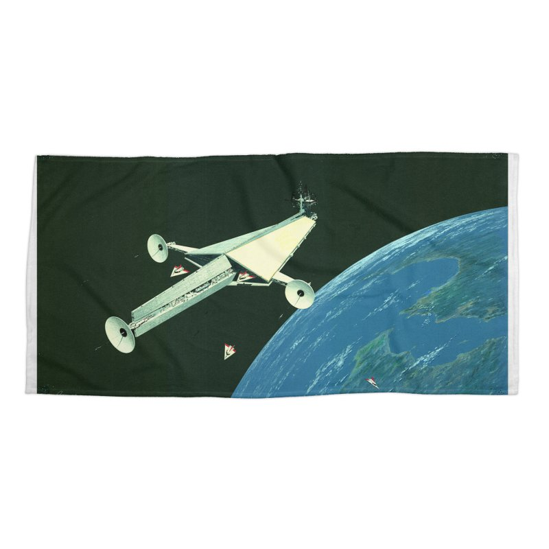 Concept 6 Accessories Beach Towel by Colin Cantwell