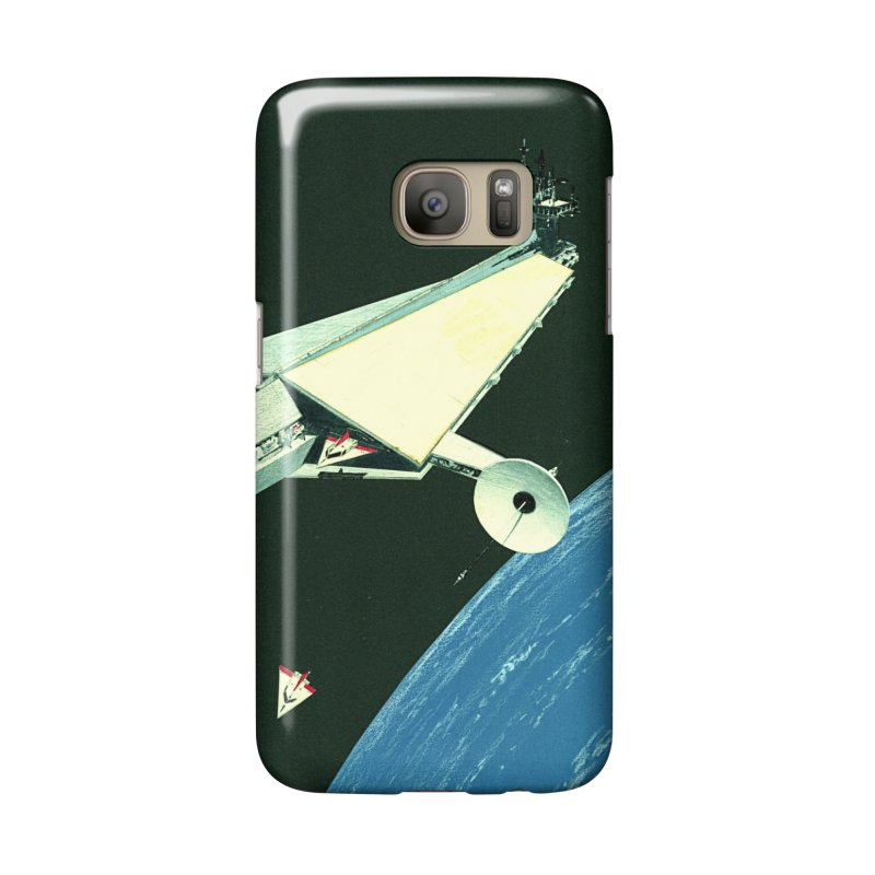 Concept 6 Accessories Phone Case by Colin Cantwell