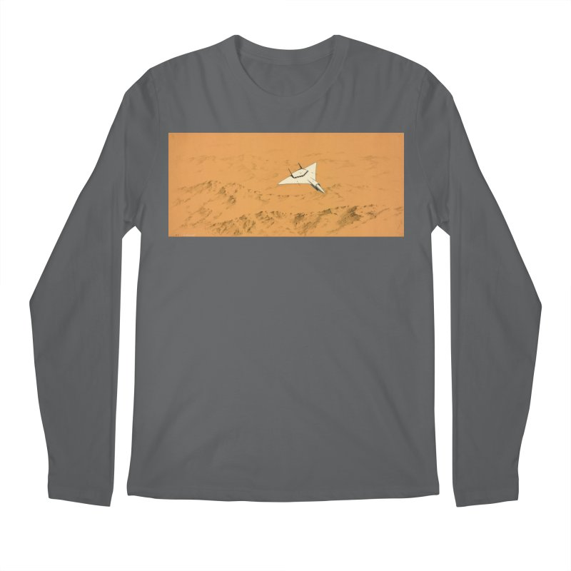 Concept 7 Men's Longsleeve T-Shirt by Colin Cantwell