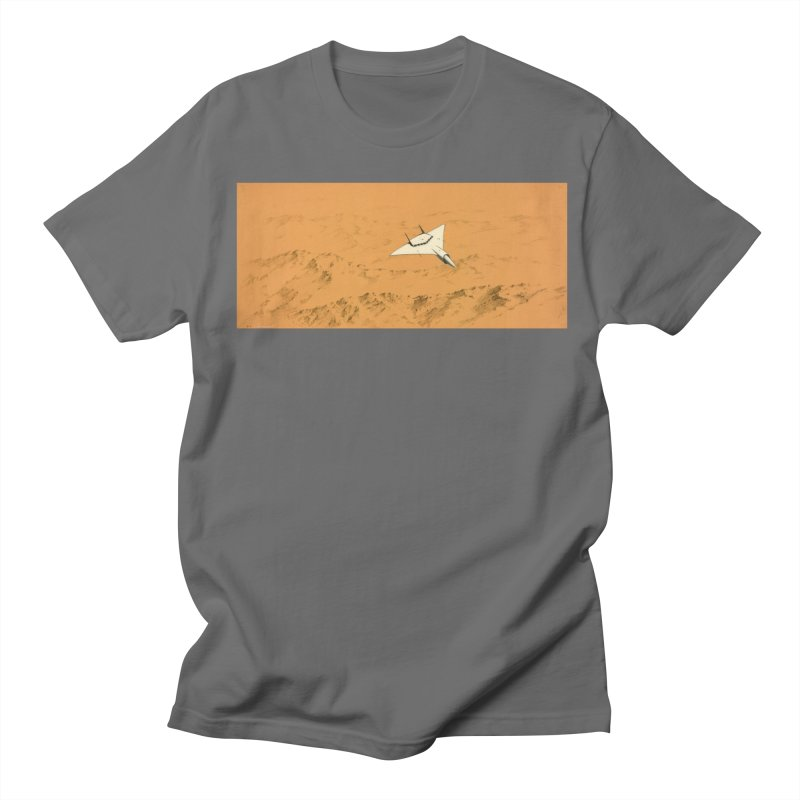 Concept 7 Men's T-Shirt by Colin Cantwell