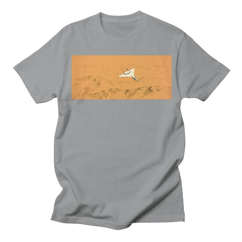 Concept 7 Men's Regular T-Shirt by Colin Cantwell