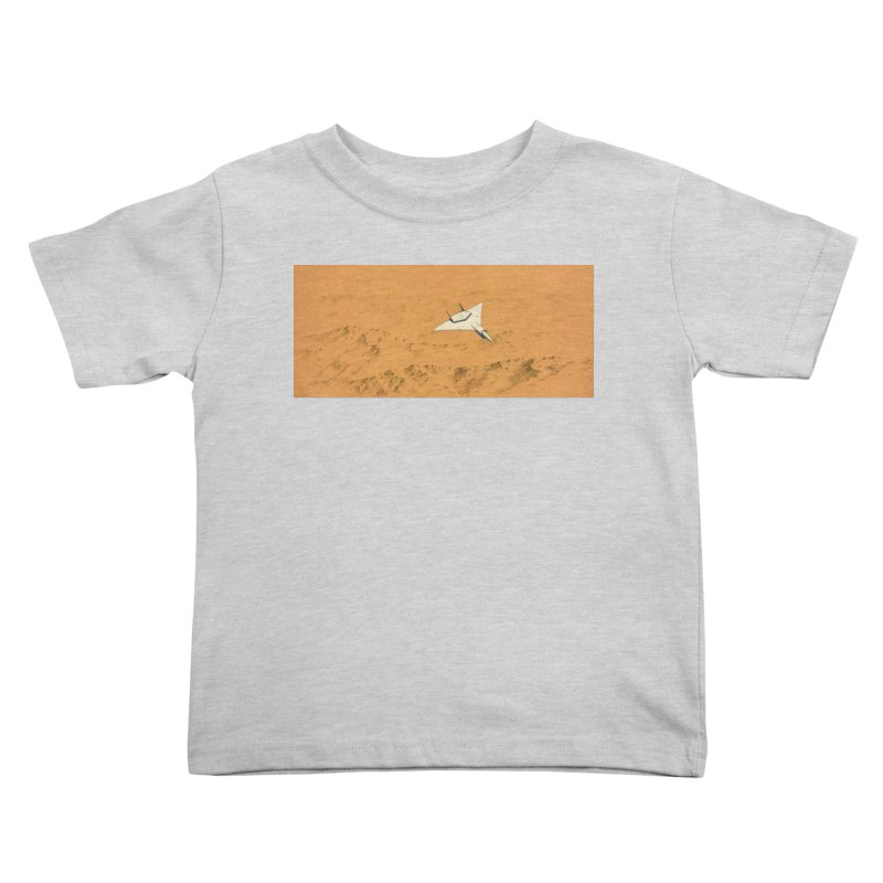 Concept 7 Kids Toddler T-Shirt by Colin Cantwell