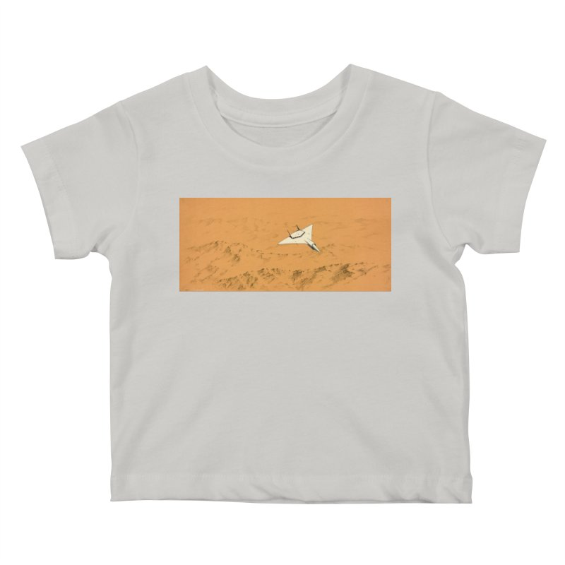 Concept 7 Kids Baby T-Shirt by Colin Cantwell