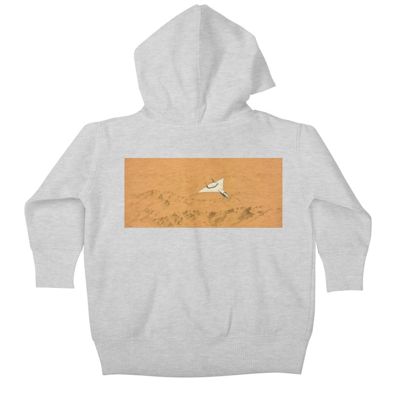 Concept 7 Kids Baby Zip-Up Hoody by Colin Cantwell