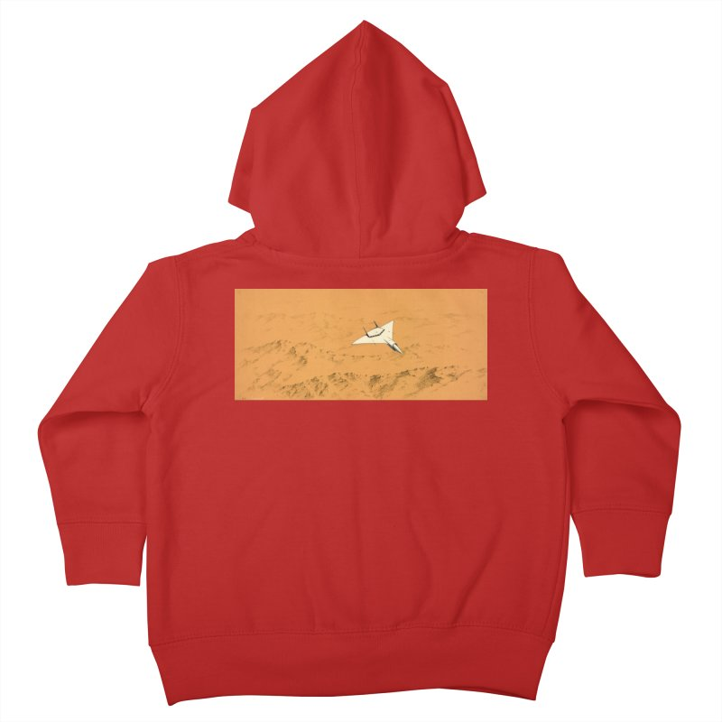 Concept 7 Kids Toddler Zip-Up Hoody by Colin Cantwell