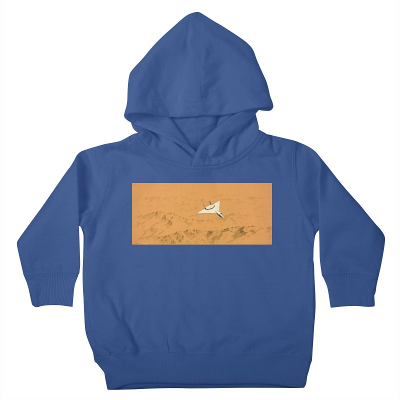 Concept 7 Kids Toddler Pullover Hoody by Colin Cantwell