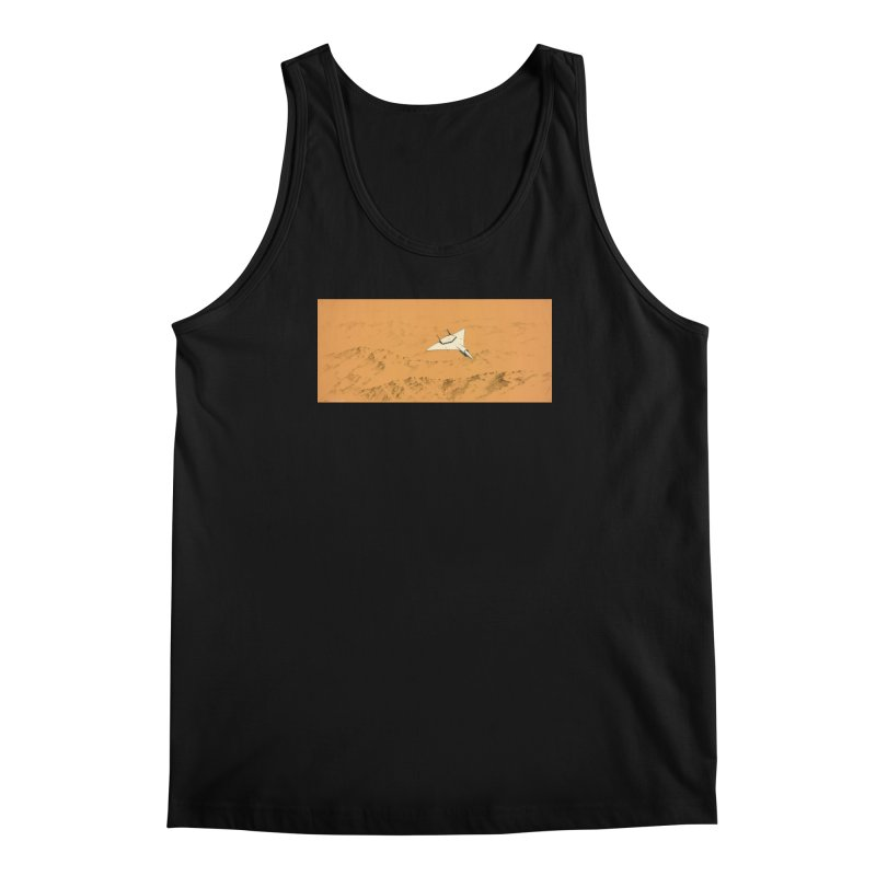 Concept 7 Men's Regular Tank by Colin Cantwell