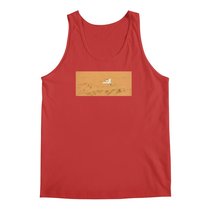 Concept 7 Men's Tank by Colin Cantwell