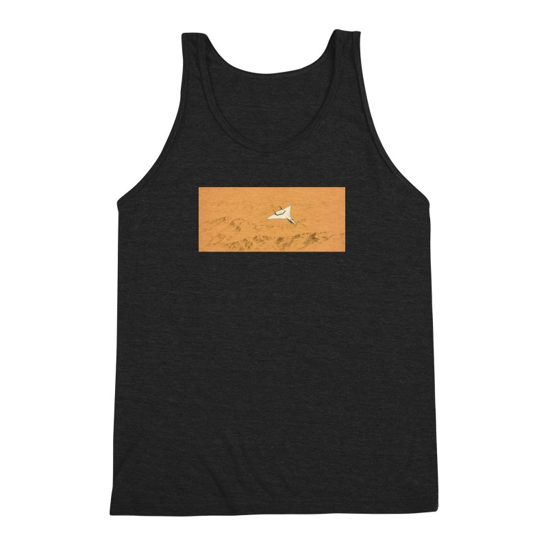 Concept 7 Men's Triblend Tank by Colin Cantwell