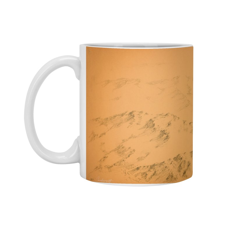 Concept 7 Accessories Standard Mug by Colin Cantwell