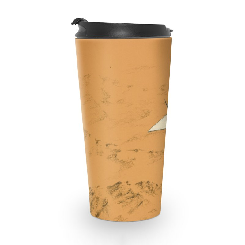 Concept 7 Accessories Travel Mug by Colin Cantwell