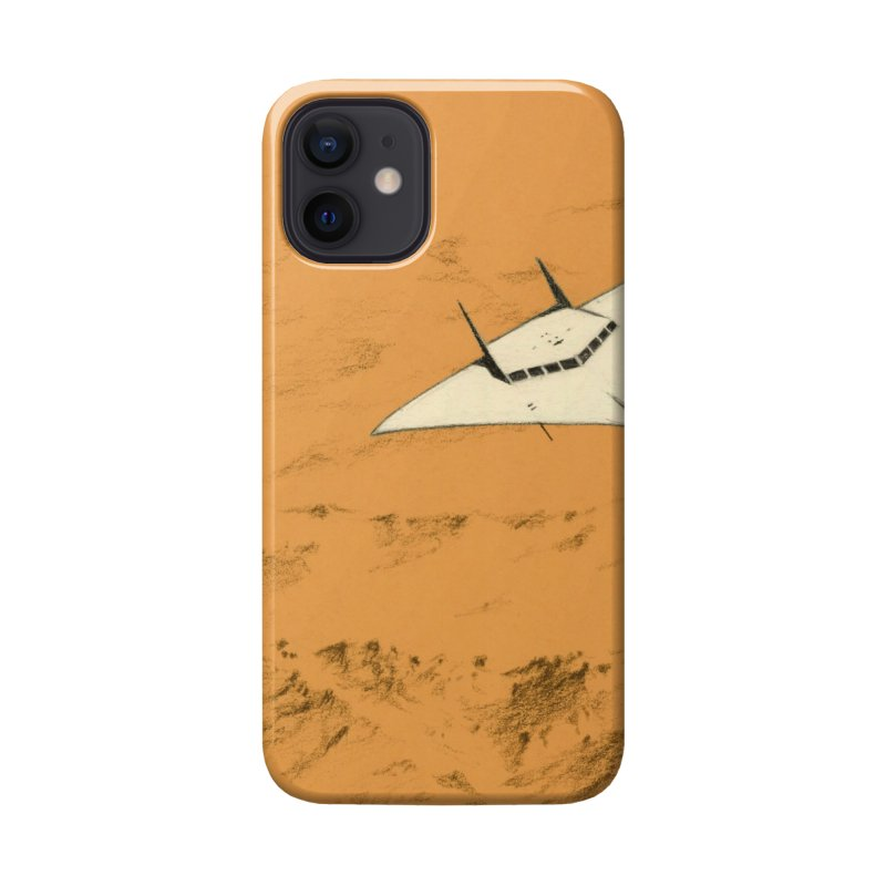 Concept 7 Accessories Phone Case by Colin Cantwell