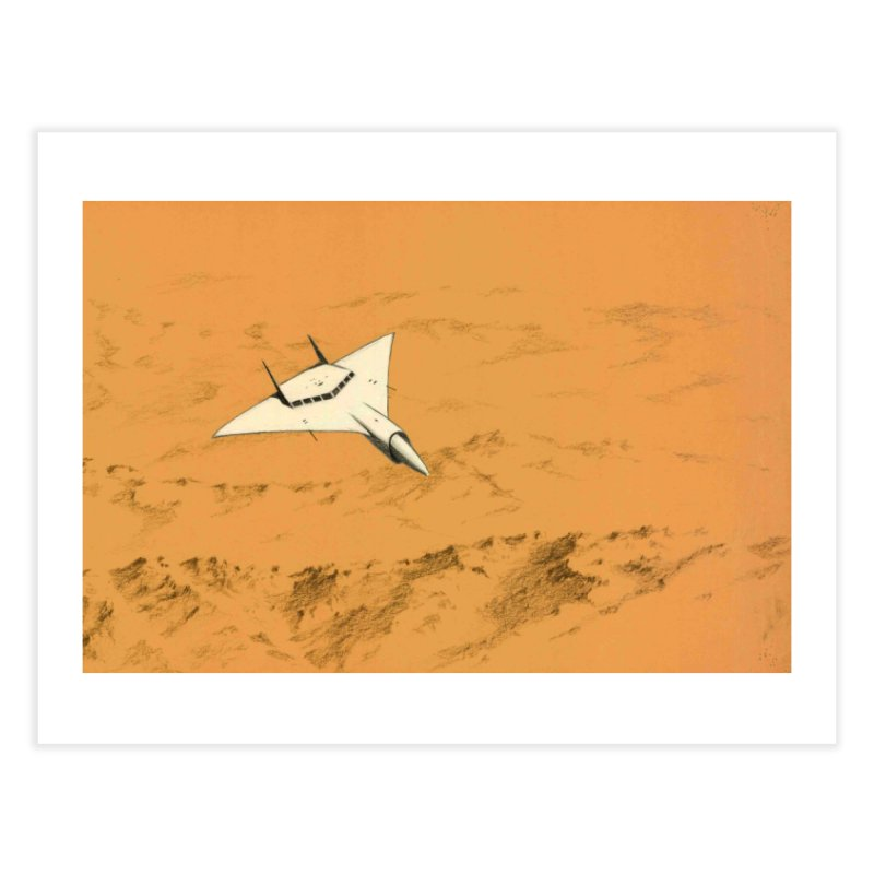 Concept 7 Home Fine Art Print by Colin Cantwell