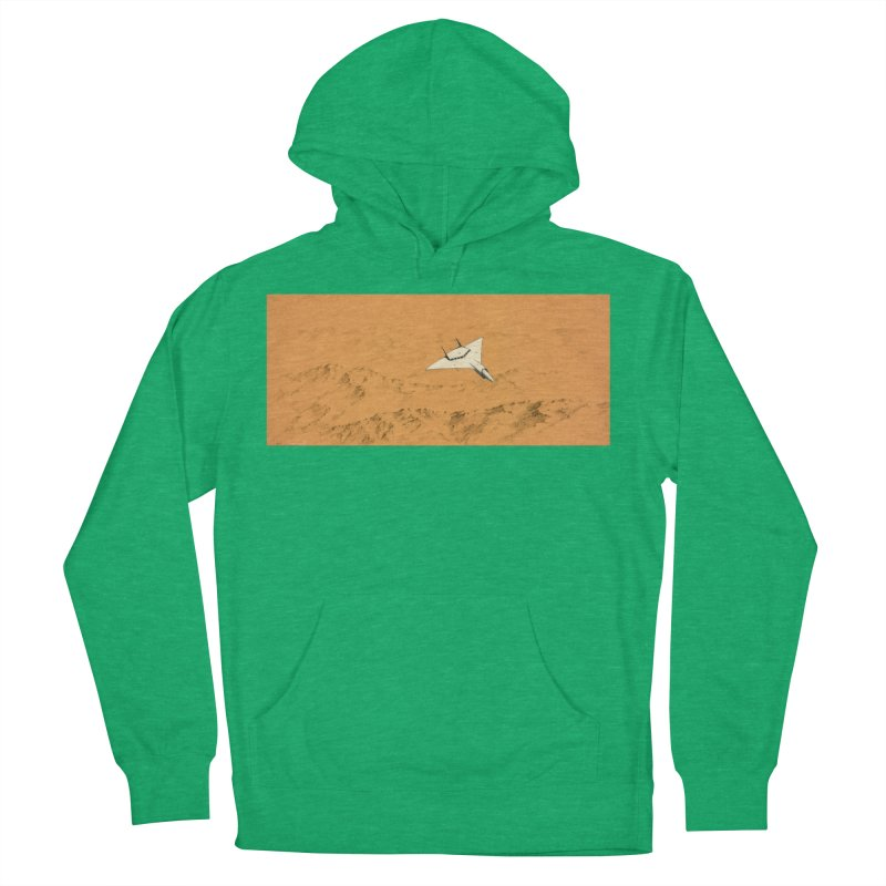 Concept Ship 7 Women's Pullover Hoody by Colin Cantwell ll