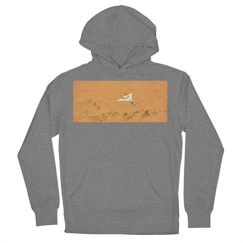 Concept Ship 7 Men's Pullover Hoody by Colin Cantwell ll