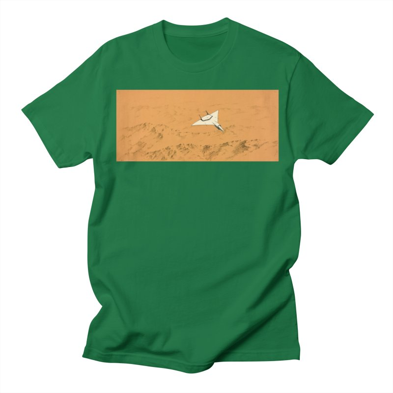 Concept Ship 7 Men's Regular T-Shirt by Colin Cantwell ll