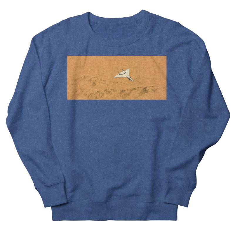 Concept Ship 7 Men's Sweatshirt by Colin Cantwell ll