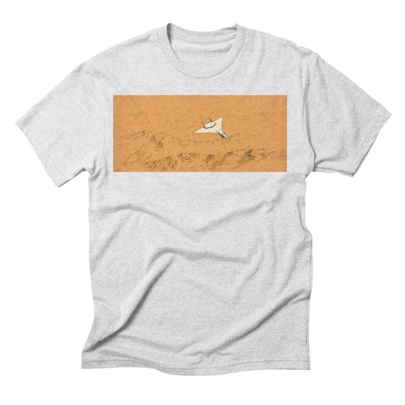 Concept Ship 7 Men's T-Shirt by Colin Cantwell ll
