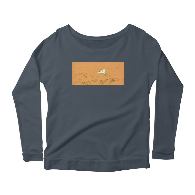 Concept Ship 7 Women's Longsleeve T-Shirt by Colin Cantwell ll