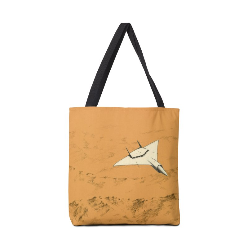 Concept Ship 7 Accessories Bag by Colin Cantwell ll