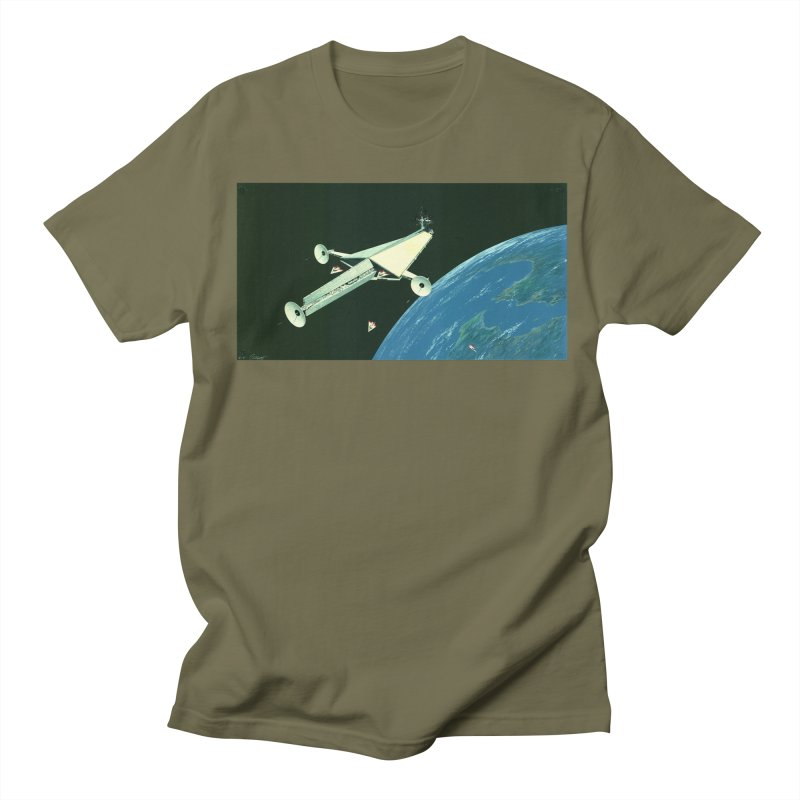 Concept Ship 6 Men's T-Shirt by Colin Cantwell ll