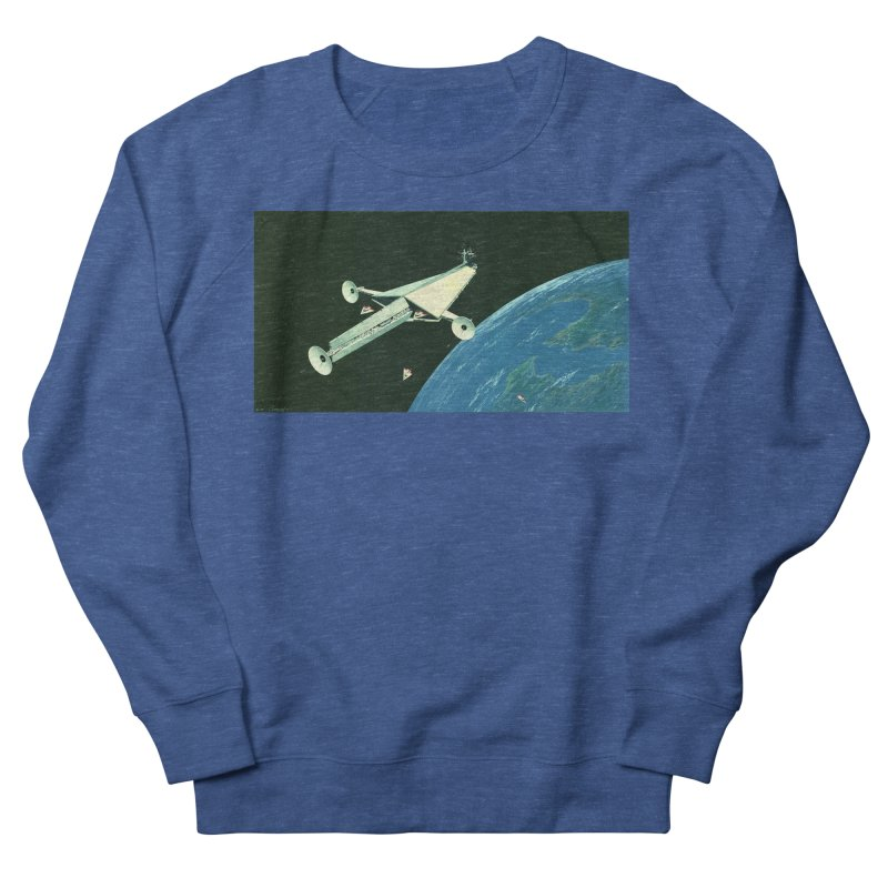 Concept Ship 6 Women's Sweatshirt by Colin Cantwell ll