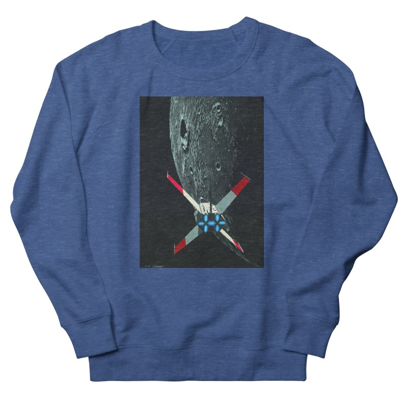 Concept Ship 4 Men's Sweatshirt by Colin Cantwell ll