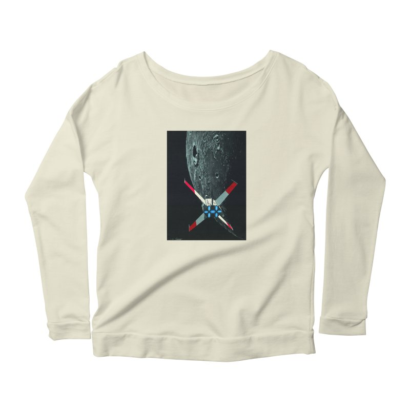 Concept Ship 4 Women's Longsleeve T-Shirt by Colin Cantwell ll