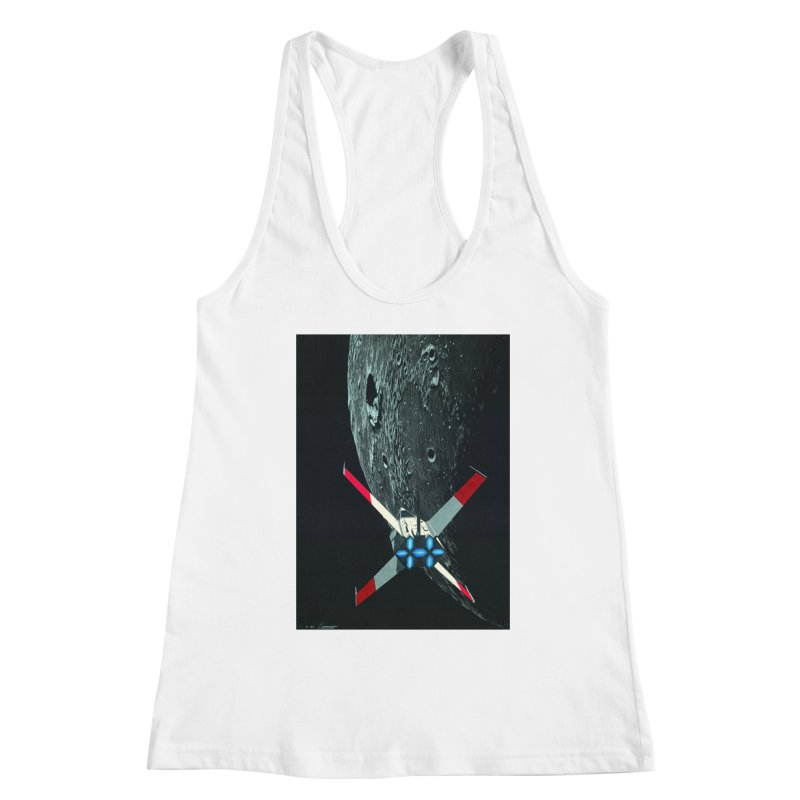 Concept Ship 4 Women's Tank by Colin Cantwell ll