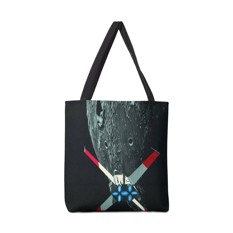 Concept Ship 4 Accessories Bag by Colin Cantwell ll