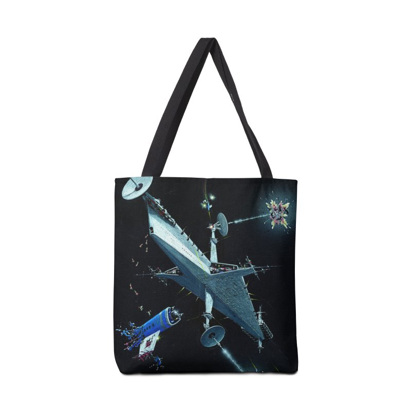 Concept Ship 3 Accessories Bag by Colin Cantwell ll