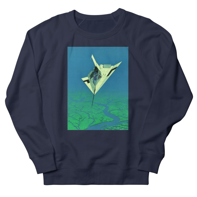 Concept Ship 5   Women's Sweatshirt by Colin Cantwell ll