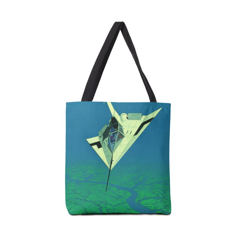 Concept Ship 5   Accessories Bag by Colin Cantwell ll