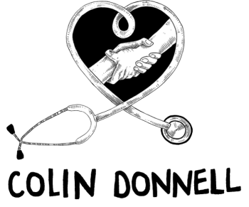 Colin Donnell Logo