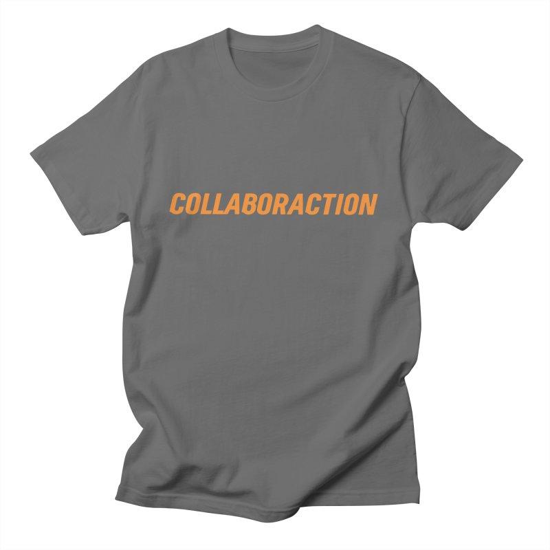 Old Collaboraction Logo Men's T-Shirt by collaboraction's Artist Shop