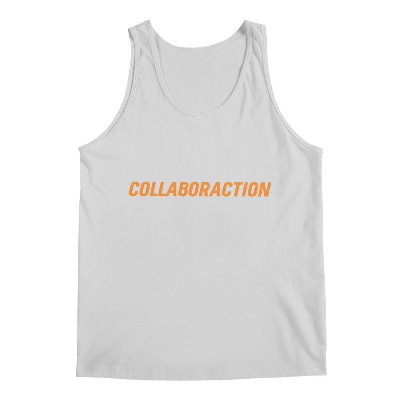 Old Collaboraction Logo Men's Tank by collaboraction's Artist Shop