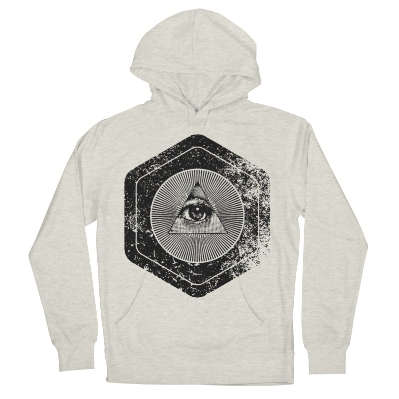 Enlightened Women's French Terry Pullover Hoody by Offset