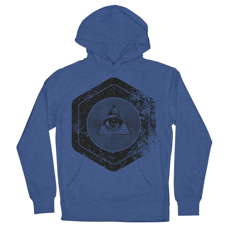 Enlightened Men's French Terry Pullover Hoody by Offset