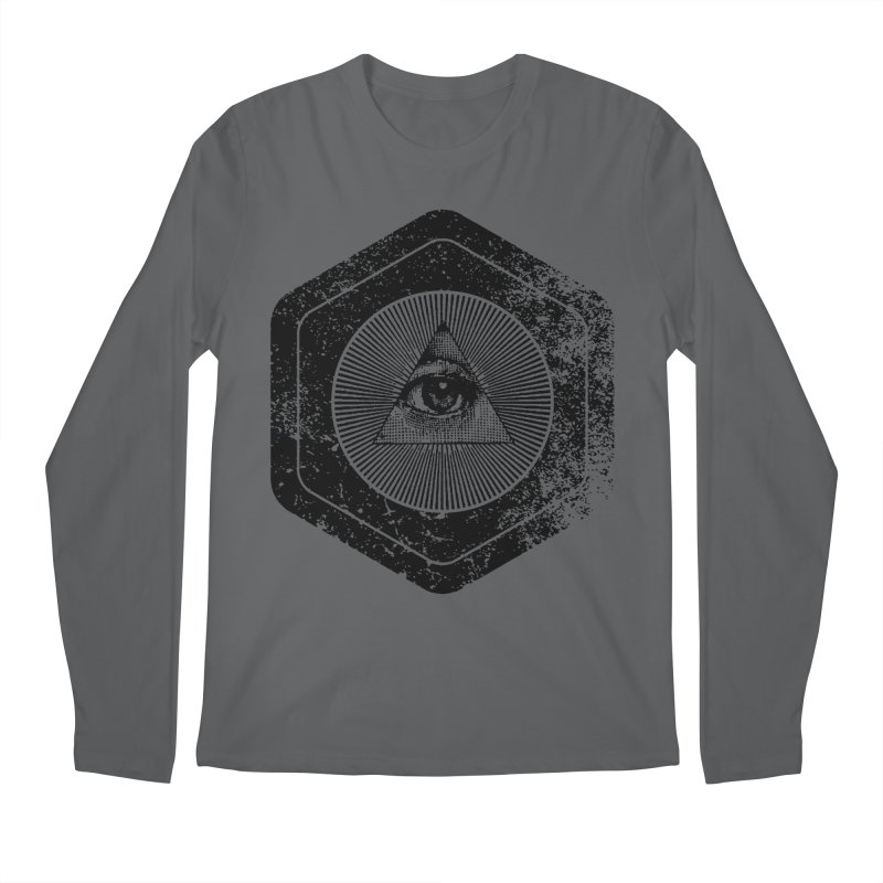 Enlightened Men's Longsleeve T-Shirt by Offset