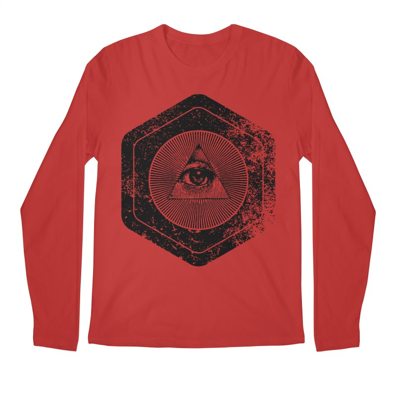 Enlightened Men's Regular Longsleeve T-Shirt by Offset