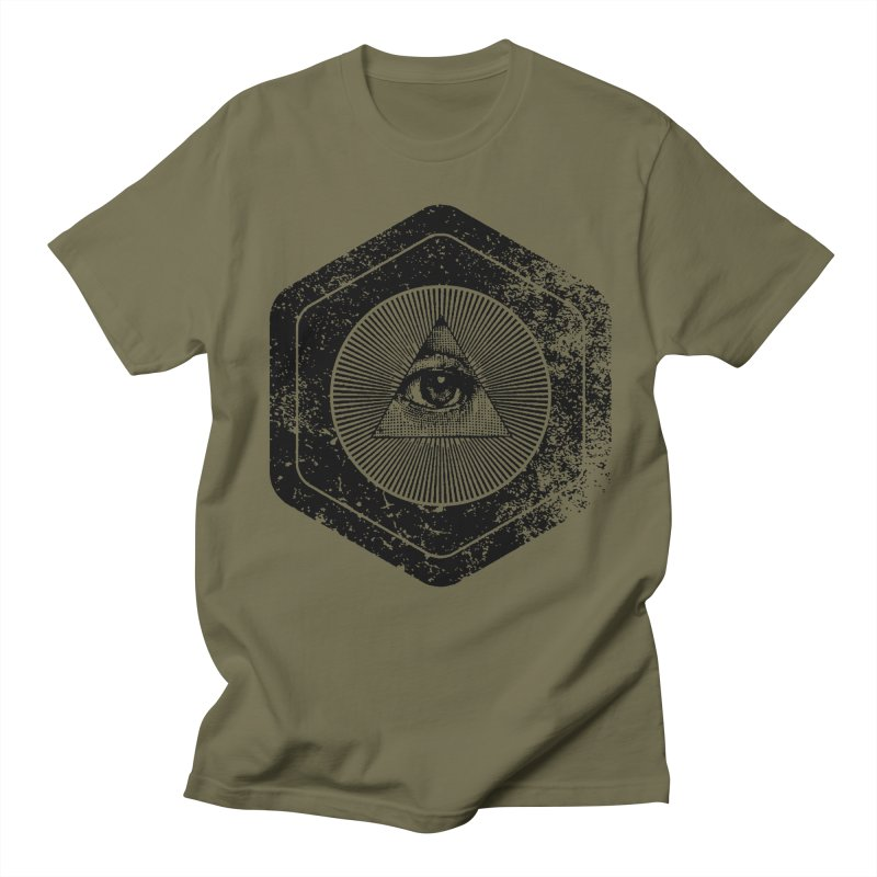 Enlightened Men's Regular T-Shirt by Offset