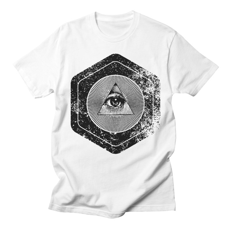 Enlightened in Men's Regular T-Shirt White by Offset