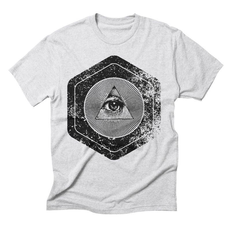 Enlightened Men's Triblend T-Shirt by Offset
